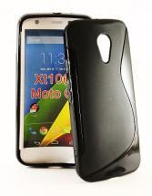 S-Line Deksel Motorola Moto G2 (XT1068)