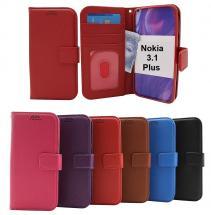 New Standcase Wallet Nokia 3.1 Plus