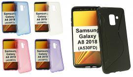 S-Line Deksel Samsung Galaxy A8 2018 (A530FD)