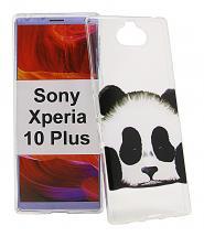 TPU Designdeksel Sony Xperia 10 Plus
