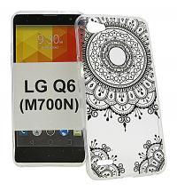 TPU Designdeksel LG Q6 (M700N)