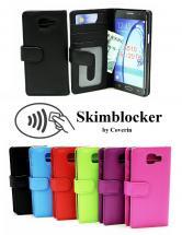 Skimblocker Lommebok-etui Samsung Galaxy A5 2016 (A510F)