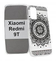 TPU Designdeksel Xiaomi Redmi 9T