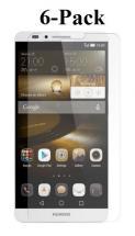 6-pakning Skjermbeskyttelse Huawei Mate S