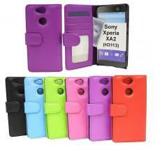 Lommebok-etui Sony Xperia XA2 (H3113 / H4113)