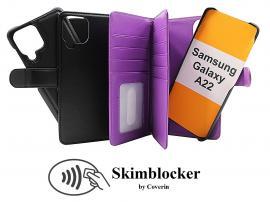 Skimblocker XL Magnet Wallet Samsung Galaxy A22 (SM-A225F/DS)