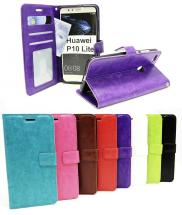 Crazy Horse Wallet Huawei P10 Lite