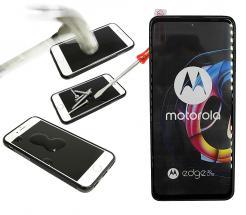 Full Frame Skjermbeskyttelse av glass Motorola Edge 20 Lite