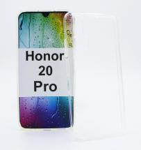 TPU-deksel for Honor 20 Pro