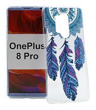 TPU Designdeksel OnePlus 8 Pro