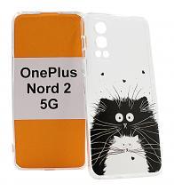 TPU Designdeksel OnePlus Nord 2 5G