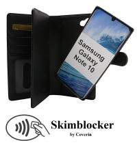 Skimblocker XL Magnet Wallet Samsung Galaxy Note 10 (N970F/DS)