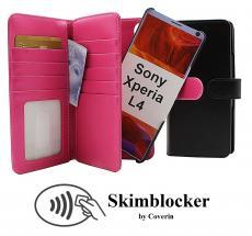 Skimblocker XL Magnet Wallet Sony Xperia L4