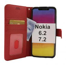 New Standcase Wallet Nokia 6.2 / 7.2