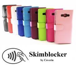 Skimblocker Lommebok-etui Samsung Galaxy A3 (SM-A300F)