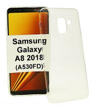 Ultra Thin TPU Deksel Samsung Galaxy A8 2018 (A530FD)