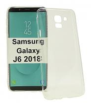 Ultra Thin TPU Deksel Samsung Galaxy J6 2018 (J600FN/DS)