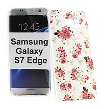 TPU Designdeksel Samsung Galaxy S7 Edge (G935F)