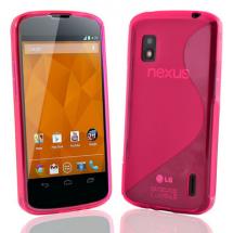 S-Line Deksel till LG Google Nexus 4 (E960)