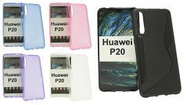 S-Line Deksel Huawei P20