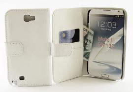 Lommebok-etui Samsung Galaxy Note 2 (N7100)