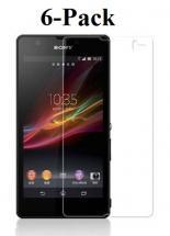 6-pakning Skjermbeskyttelse Sony Xperia Z5 Premium (E6853)