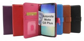 New Standcase Wallet Motorola Moto G8 Plus