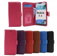 New Standcase Wallet Nokia 7.1