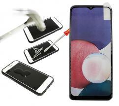 Full Frame Skjermbeskyttelse av glass Samsung Galaxy A22 5G (SM-A226B)