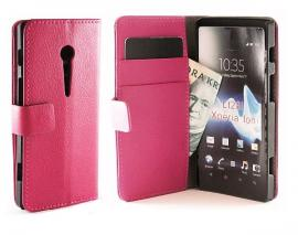 Standcase wallet Sony Xperia Ion (LT28i)