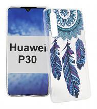 TPU Designdeksel Huawei P30