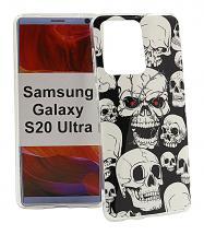 TPU Designdeksel Samsung Galaxy S20 Ultra (G988B)