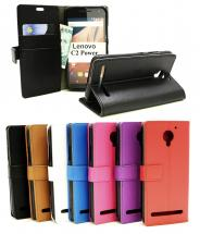 Standcase Wallet Lenovo C2 Power