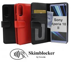 Skimblocker Lommebok-etui Sony Xperia 10 II (XQ-AU51 / XQ-AU52)