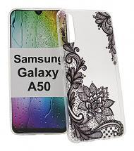 TPU Designdeksel Samsung Galaxy A50 (A505FN/DS)