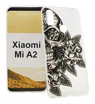 TPU Designdeksel Xiaomi Mi A2