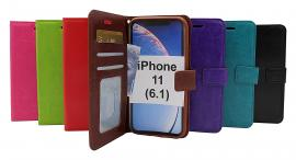 Crazy Horse Wallet iPhone 11 (6.1)