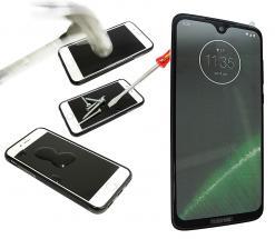 Full Frame Skjermbeskyttelse av glass Motorola Moto G7 / Moto G7 Plus