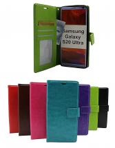 Crazy Horse Wallet Samsung Galaxy S20 Ultra (G988B)