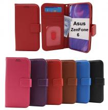 New Standcase Wallet Asus ZenFone 6 (ZS630KL)