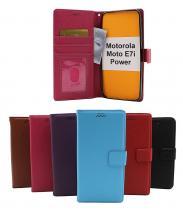 New Standcase Wallet Motorola Moto E7i Power
