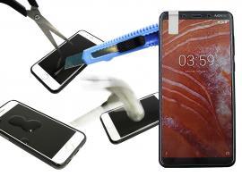 Skjermbeskyttelse av glass Nokia 3.1 Plus