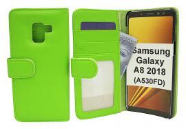 Lommebok-etui Samsung Galaxy A8 2018 (A530FD)