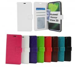 Crazy Horse Wallet Huawei Honor View 20