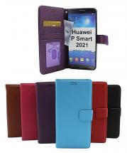New Standcase Wallet Huawei P Smart 2021