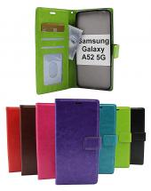 Crazy Horse Wallet Samsung Galaxy A52 5G (A525F / A526B)