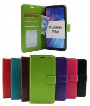 Crazy Horse Wallet Huawei Y6p