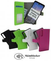 Skimblocker Magnet Wallet Samsung Galaxy A7 2018 (A750FN/DS)