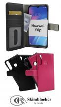 Skimblocker Magnet Wallet Huawei Y6p