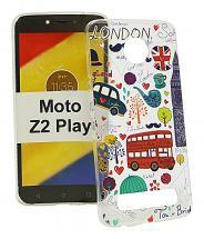 TPU Designdeksel Moto Z2 Play
